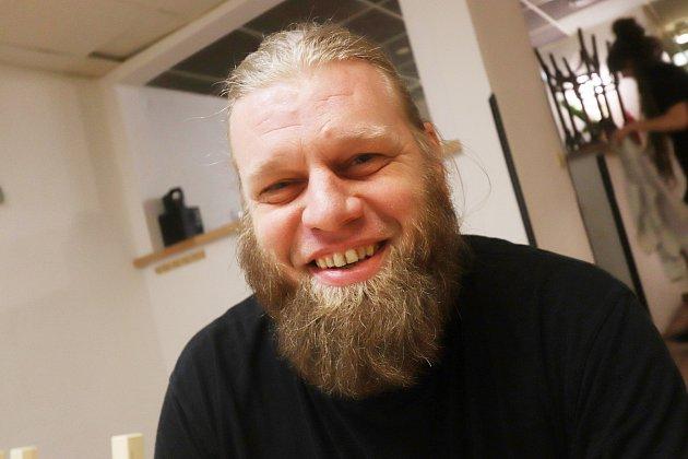 Miloš Vaněček znovuobnovil legendární českobudějovický Divadelní klub.
