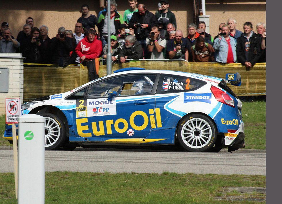 Rallye Český Krumlov se pojede až na podzim