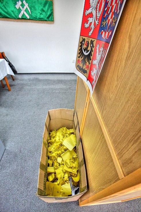Srubečtí měli i v druhém kole o prezidentské volby velký zájem.