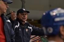 PATRIOT. Hokejové Kohouty vede jako hlavní kouč Tomáš Matušík, táborský patriot.