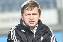 Dle trenéra Miroslava Soukupa (na snímku) za odchodem Tomáše Řepky z Dynama byl jen jeho zkrat v Jablonci.