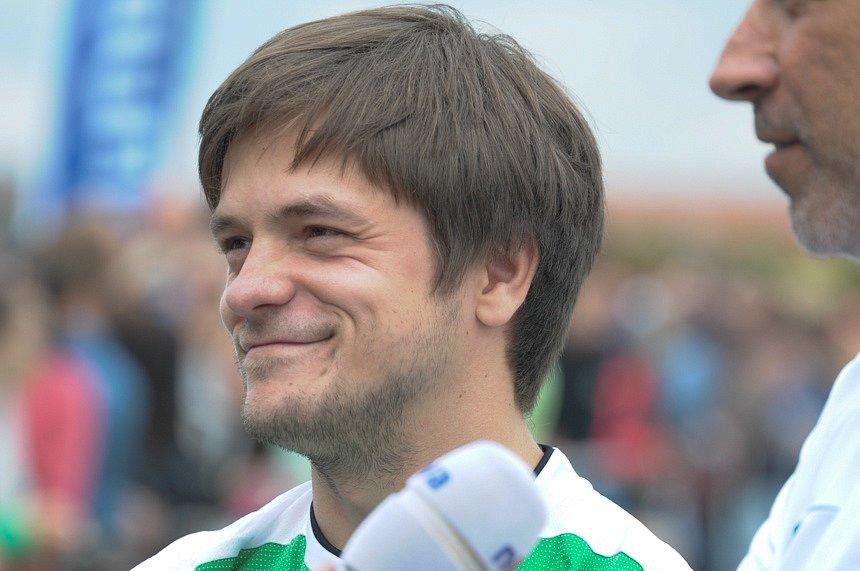 Usměvavý Jiří Mádl