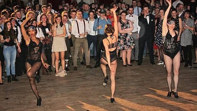 Ilustrační foto CeBB ze swing-party.