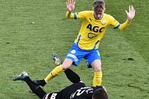 Po tomto faulu teplického Radosty na Benjamina Čoliče sám postižený hráč z penalty pečetil výhru Dynama.