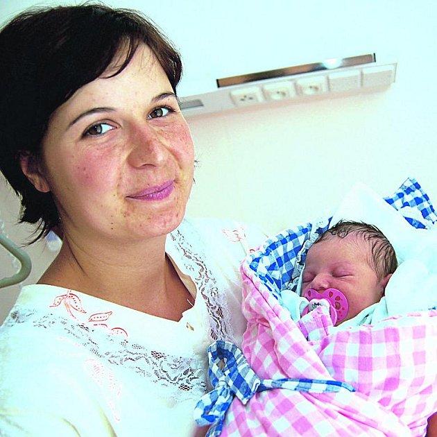 Ema Dvořáková se narodila 17. července 2010 Elišce a Ladislavovi Dvořákovýmz Římova. Vážila 3,40 kg.