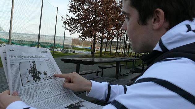 Radim Pouzar se v Deníku ujistil, že opravdu vyhrál