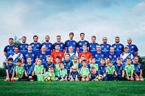 Fotbalisté SK Planá