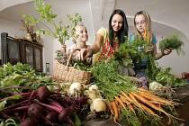 O biopotraviny mají hospodyňky zájem. Především o čerstvou zeleninu.