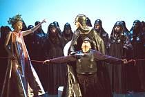 Hostující operní soubor si vysloužil velký aplus i  u  jihočeského publika.