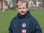 Jan Rezek, nový asistent trenéra u divizního celku Malše Roudné.