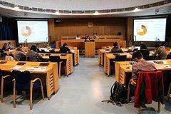 Ve čtvrtek 16. listopadu se uskutečnila prezentace Českého statistického úřadu.