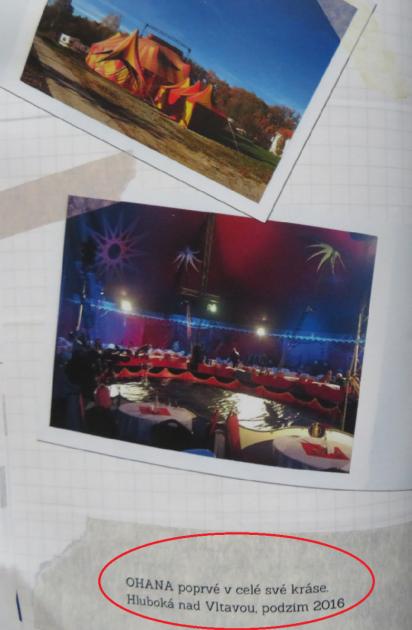 Vznik cirkusu Ohana.