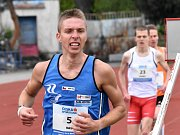 Mistrovství České republiky na 10 000 metrů na dráze v Českých Budějovicích.