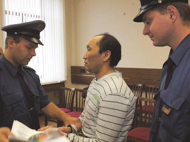Otgonbat Mishig u soudu.