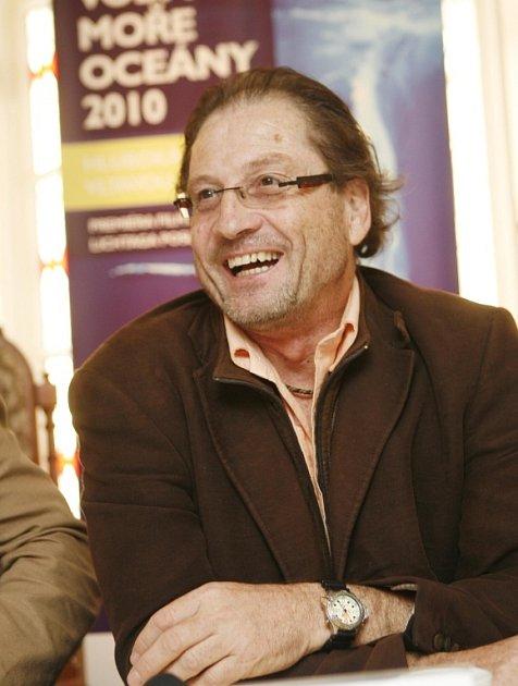 Steve Lichtag, prezident festivalu Voda moře oceány.