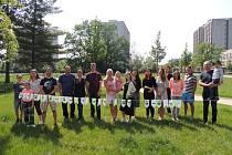 Piknikový happening na podporu fairtradových a lokálních pěstitelů s názvem Férová snídaně NaZemi se v sobotu uskutečnil v Akademické knihovně Jihočeské univerzity v Českých Budějovicích.