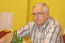 Extrenér budějovických hokejistů Karel Pražák (na snímku) je přesvědčen, že černé pronájmy ledu nařizoval bývalý náměstek primátora František Jelen.