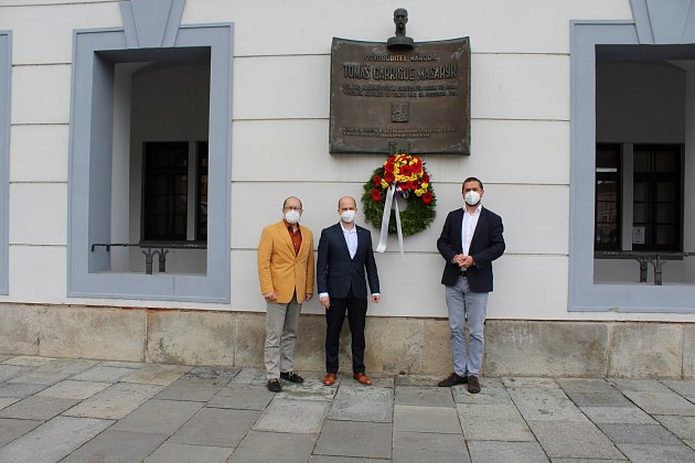 Krajské město si připomíná 76.výročí ukončení 2.světové války.