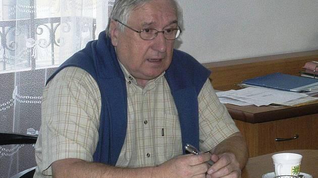 Do diskuse ohledně možného názvu budějovického extraligového hokejového klubu se zapojil i bývalý dlouholetý budějovický hokejista a trenér Karel Pražák