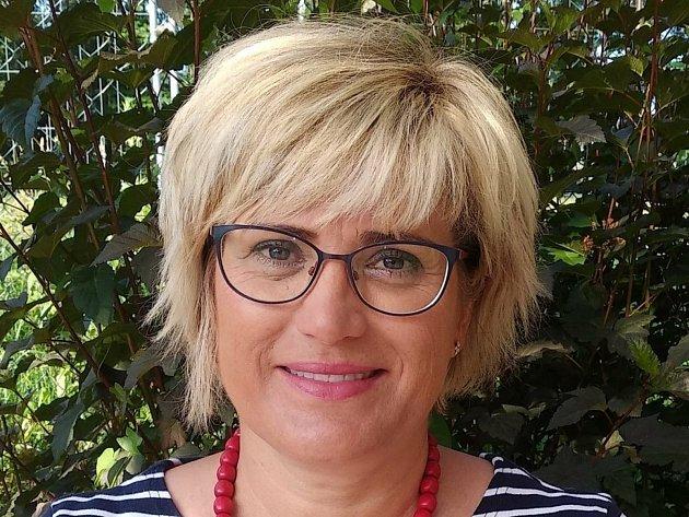 Vladimíra Holczerová, ředitelka Domova pro seniory vKaplici