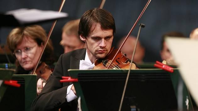 Koncert Jihočeské komorní filharmonie (archivní snímek).