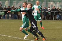 Zdeněk Linhart sice ve Vídni gól dal, pro ofsajd ale neplatil.