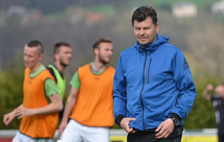 Fotbalové volby na jihu Čech, Libor Šolc