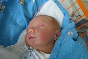 Kryštof Kubák je prvním miminkem Lucie a Jiřího Kubákových z Borovan. Na svět přišel 21.6.2016 ve 14.28 hodin, po narození vážil 3,20 kg.