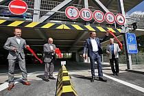 Firma Bosch postavila pro své zaměstnance nový parkovací dům a vytvořila tak 500 parkovacích míst.