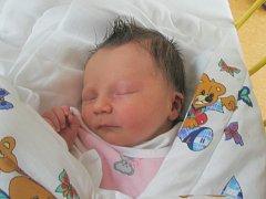 11. května 2012 v 20.24 hodin vykoukla na svět Karolína Sláviková. Holčička vážící 2,89 kg zdědila po tatínkovi Petrovi hodně tmavých vlásků a po mamince Šárce modrá očka. Rodinné hnízdečko mají Slávikovi v Mříči na Českokrumlovsku.