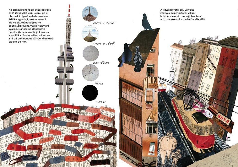 Táborské nakladatelství Baobab má na kontě další dvě povedené knihy. Jednou z nich je pocta Miroslavu Šaškovi, kniha - průvodce This is Prague.