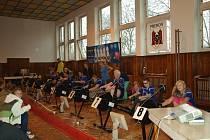 Zástupci 1. CZP JČ z Českých Budějovic reprezentovali jihočeské veslování na prvním kole Českého poháru v jízdě na trenažérech.