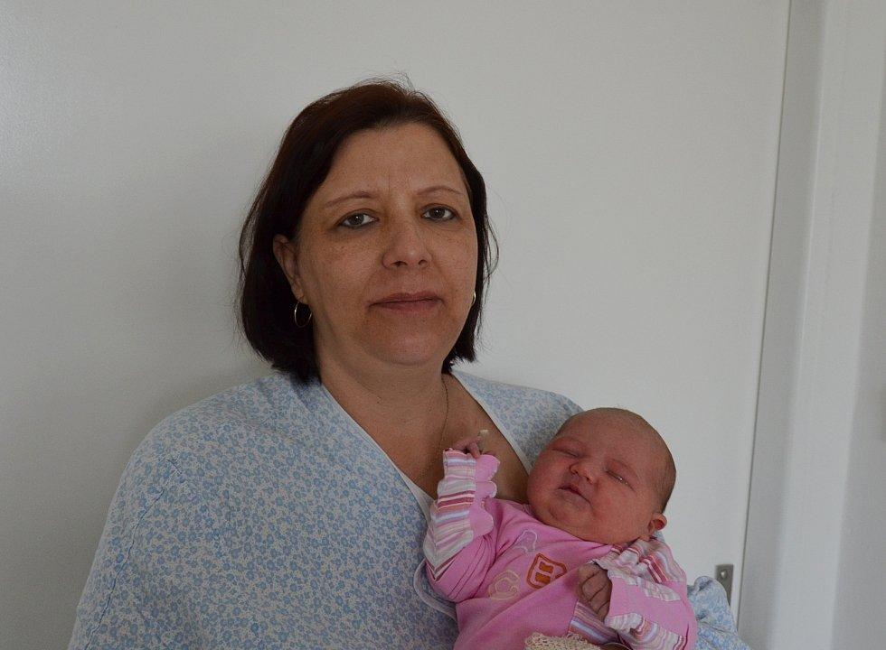 Nikol Kašparová z Chyšek. Dcera Simony Pechlátové a Tomáše Kašpara se narodila 2. 4. 2021 v 16.01 hodin. Při narození vážila 4400 g a měřila 53 cm.
