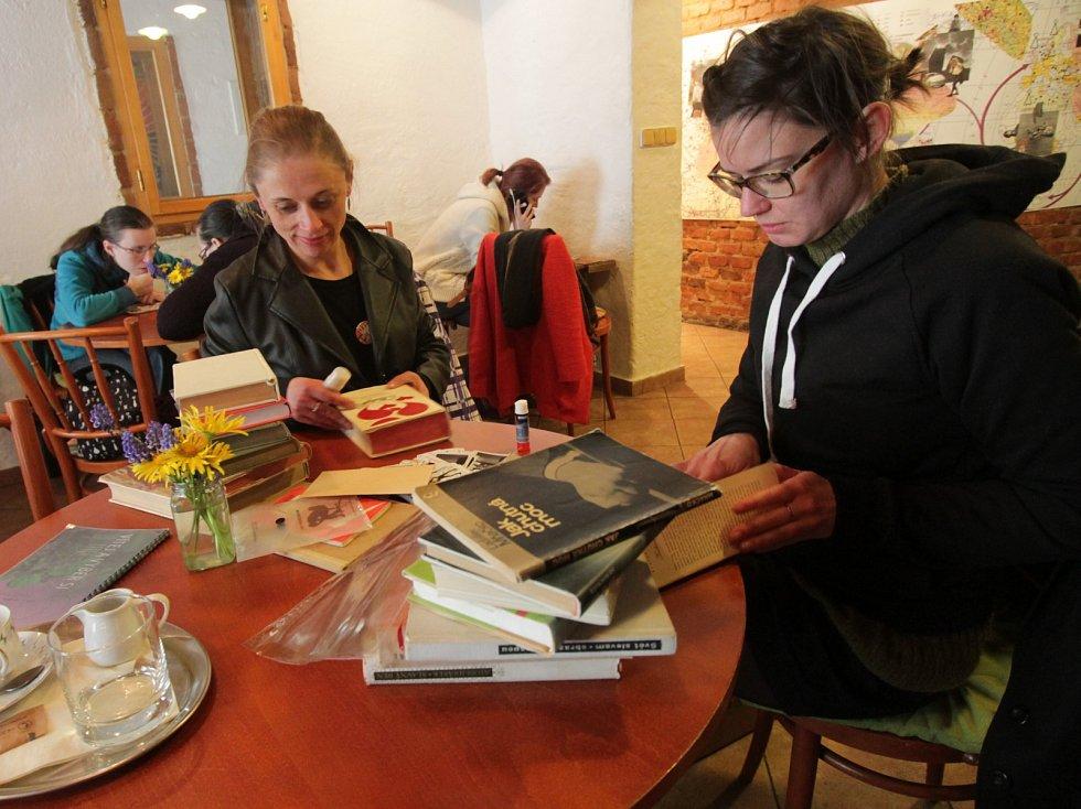 Ve středu 19. 4. začal literární festival Literatura žije.