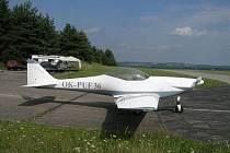 Sportovní letadlo Fascination F 100 zmizelo v červenci 2011 z hangáru na letišti v Plané u Českých Budějovic. Okradený majitel si po třech letech sám vypátral stroj ve Francii.