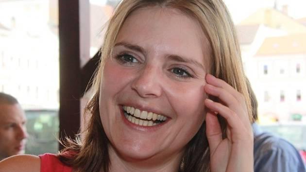 Dana Verzichová.