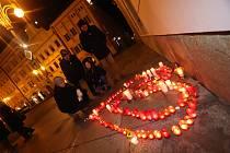 17. listopad v Českých Budějovicích