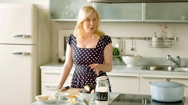 Někdo si píše deník, Dita si zapisuje recepty. V pořadu České televize Deník Dity P. prozrazuje své oblíbené recepty, kulinářské finty i filigránské fígle, zděděné po babičce.