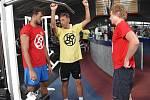 Volejbalisté Jihostroje v přípravě na novou sezonu
