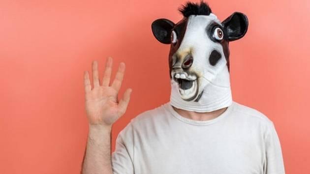 Maska je vyjádřením názoru...