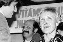 Ludmila Polesná, opravdová paní divokých vod, se třináctkrát v řadě umístila v jihočeské desítce roku!