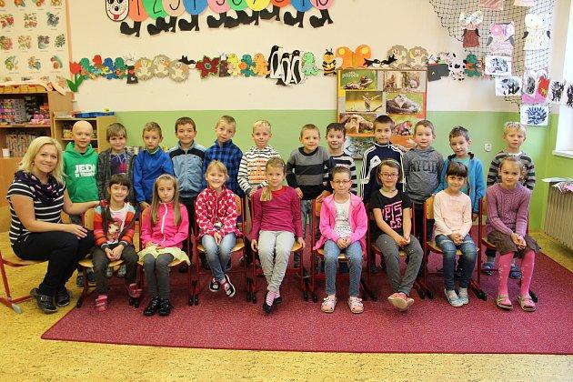 1. AZákladní školy Lišov.