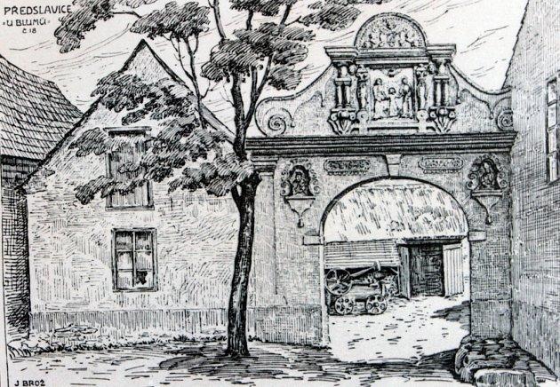 Jakub Bursa, zednický mistr zVlachova Březí, je zpřítomněn výstavou vMěstském muzeu ve Volyni.