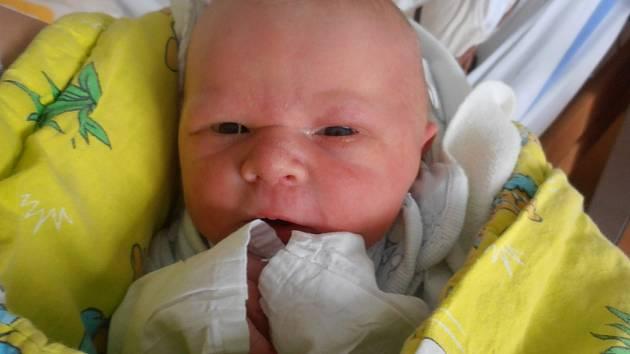 Matyáš Mitlehner je novým občánkem města České Budějovice. Narodil se v úterý 24. 11. 2015 ve 4 hodiny a 36 minut. Vážil 3,07 kg.