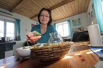 Fytoterapeutka Radmila Malinovská má své pravidelné poradny v Českých Budějovicích a Českém Krumlově. Pravidelně natáčí pořady v televizi, žije a sbírá bylinky v širokém okolí Holubova na Českokrumlovsku.