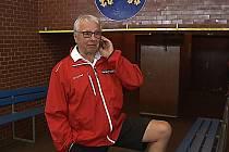 Luděk Bukač trénoval i Motor, čas rád trávil na chalupě v Lutové.