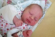 Andrea Knoblochová porodila 1. 3. 2017 v 9.09 hodin Veroniku Kozákovou. Holčička vážila 2,60 kg. Domovem jí budou Borovany.