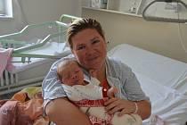 Bráškou je od 27. 10. 2020 3letý František z Vlastce. Rodičům Anně Mejsnarové a Adamu Chocholemu se v tento den v 9.32 h. narodila Žofie Chocholová, vážila 3,35 kg.