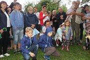 Ovčácké slavnosti proběhly v neděli v zámecké zahradě v Borovanech