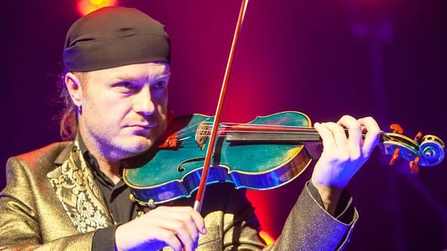 V rámci koncertu Rodáci rodákům vystoupí v Českých Budějovicích i Pavel Šporcl.